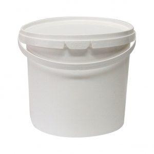 Plastic Round Pail 2.2L