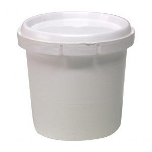 Plastic Round Tub 500ml