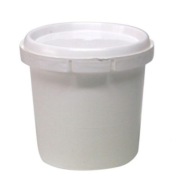 Plastic Round Tub 500ml