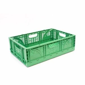 Foldable Vented Crate 35 Litres