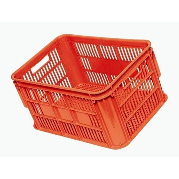 Orange Vented Crates NZ