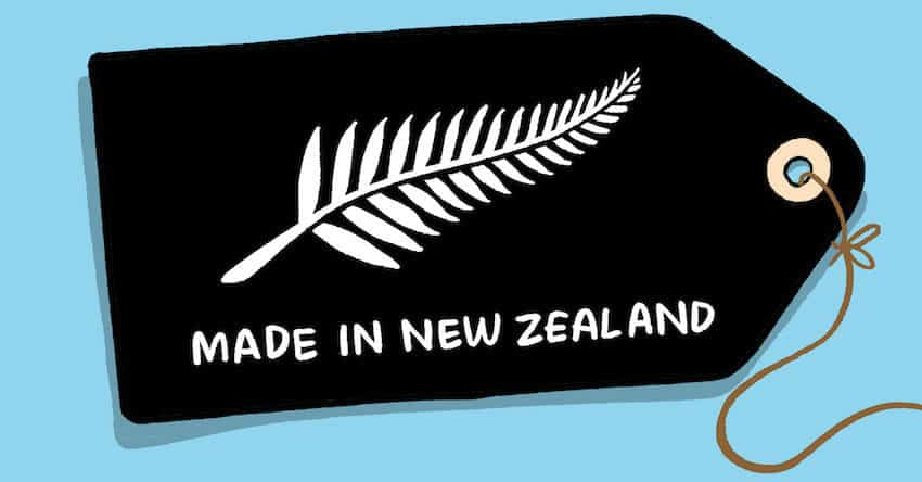 Made in NZ products