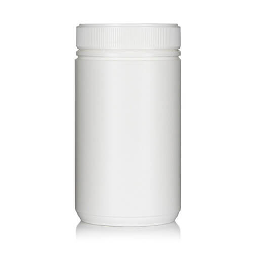 Pharmapac 1100ml Powder Pot [83mm]