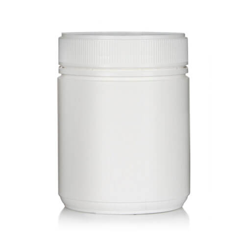 Pharmapac 480ml Powder Pot