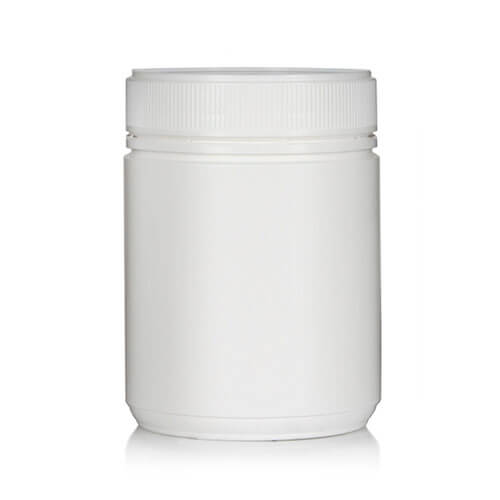 Pharmapac 500ml Powder Pot