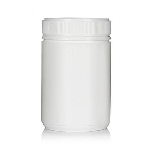 Pharmapac 600ml Powder Pot