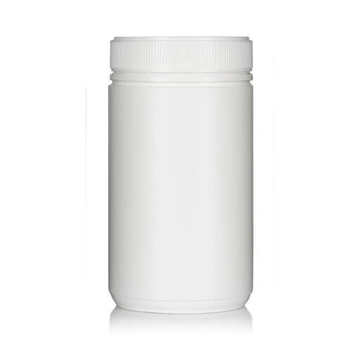Pharmapac 750ml Powder Pot