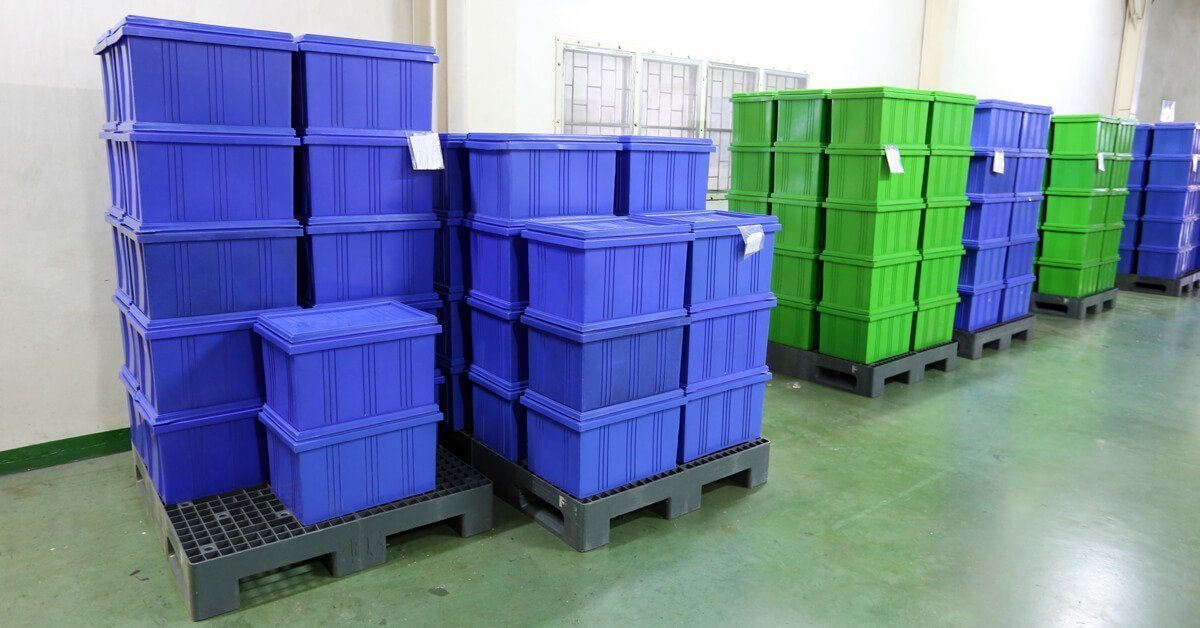 Plastic Crates NZ