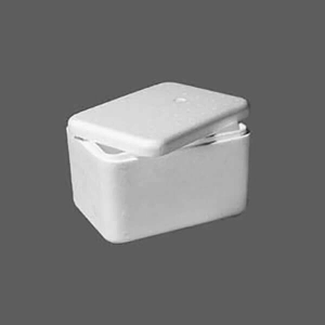 EPS polystyrene boxes and containers Six Litre Box