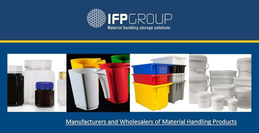 IFP Group NZ Plastic Storage Products