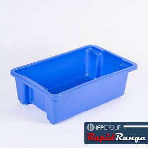 Stack and Nest Crate 32 Litres Rapid Range
