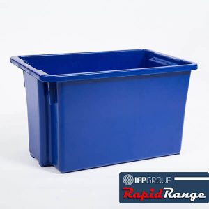Stack and Nest Crate 68 Litres Rapid Range