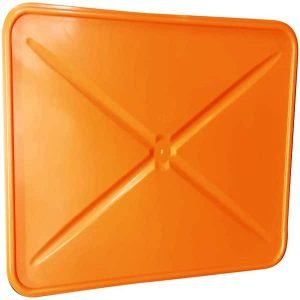 220818 Orange Solid lid