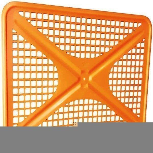 220818 Orange vented lid