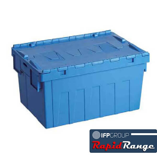 Rapid Range Storage Crates & Bins