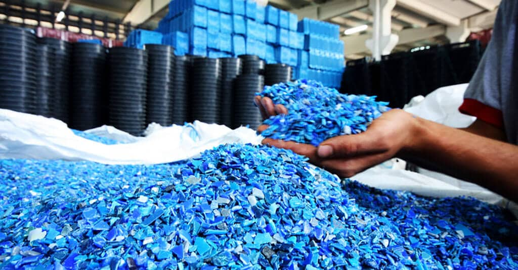 plastic container recycling nz