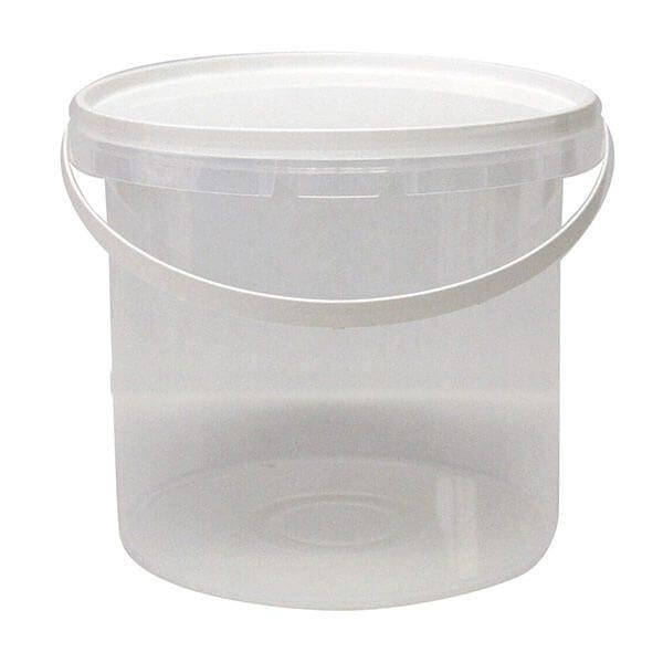 Clear Plastic Pails NZ