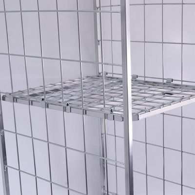 Cage-Trolley-2-Sided-with-Shelf-2