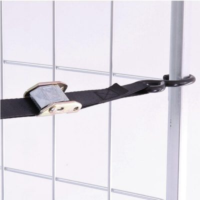 Cargo-Strap-For-Cage-Trolley-Black