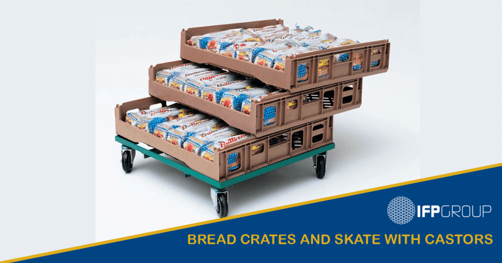 plastic bread crates supplier nz