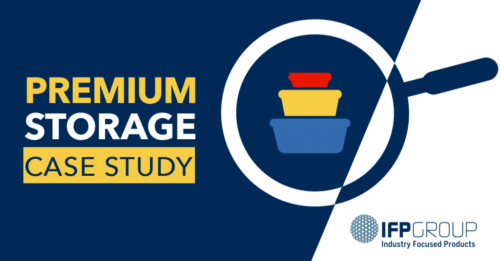 Premium Storage Case Study