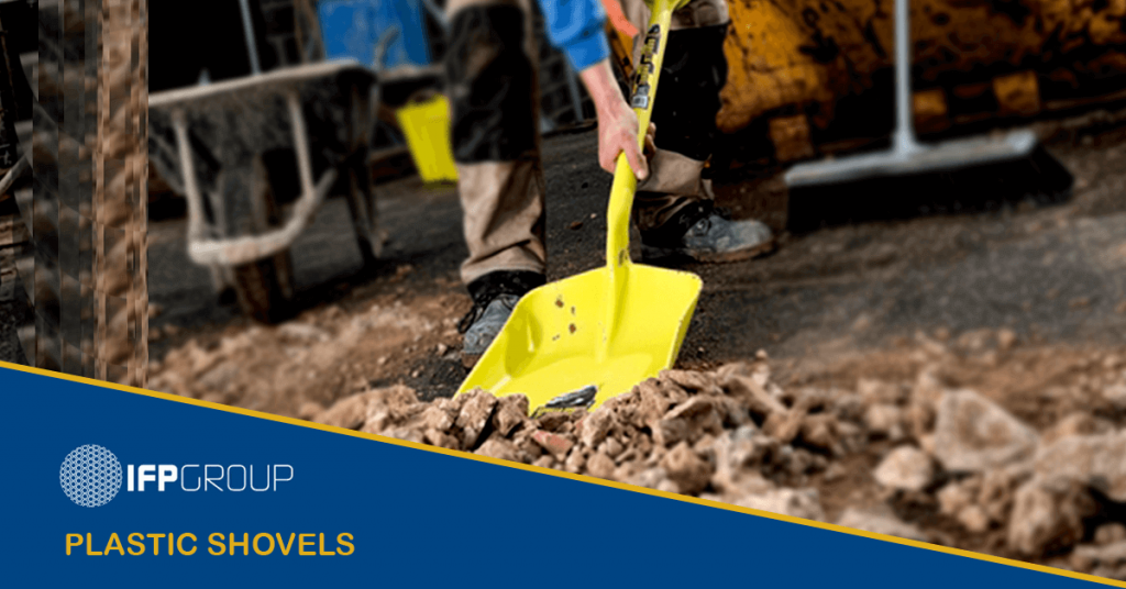 Heavy duty plastic shovels nz