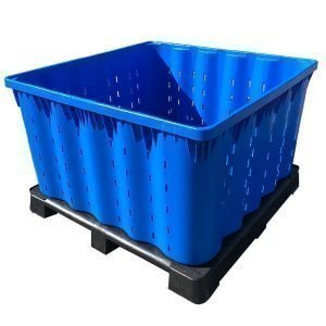 Lock and Save 780 Litre Crate