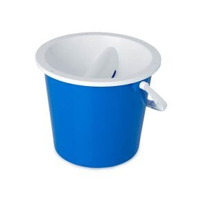 Collection bucket 5L blue