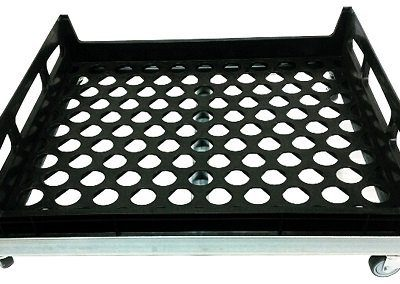 Bread Crate Skate with Castors