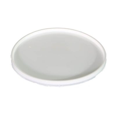 Lid for 2.2 Litre Pail and Tub Base White