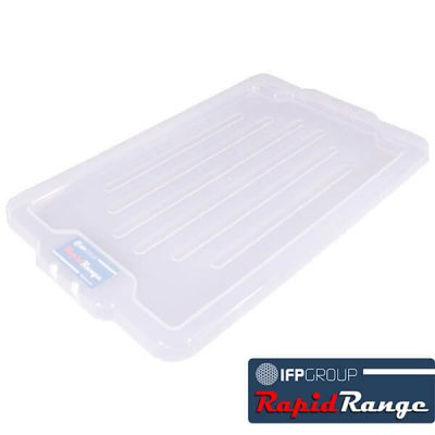 Lid for Crate 54 Litre Stack and Nest Fish Bin Rapid Range