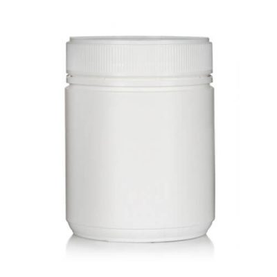 Powder Pot 480ml White T/E 83mm neck