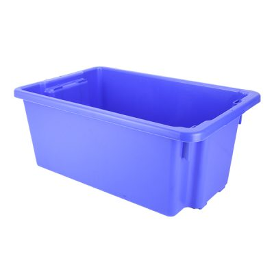 Stack and Nest Crate 52 Litre AP10 Blue