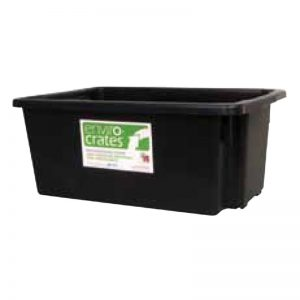 Enviro Storage Crate Stack and Nest AP10R 52 Litres
