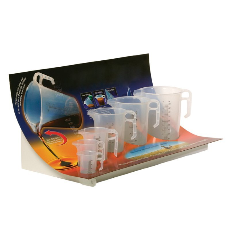 Buckets and Measuring Cylinders and Jugs