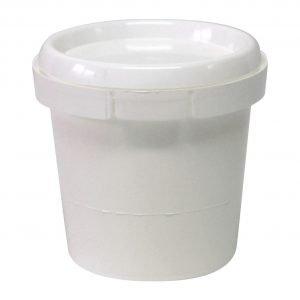 Plastic Round Tub 250ml