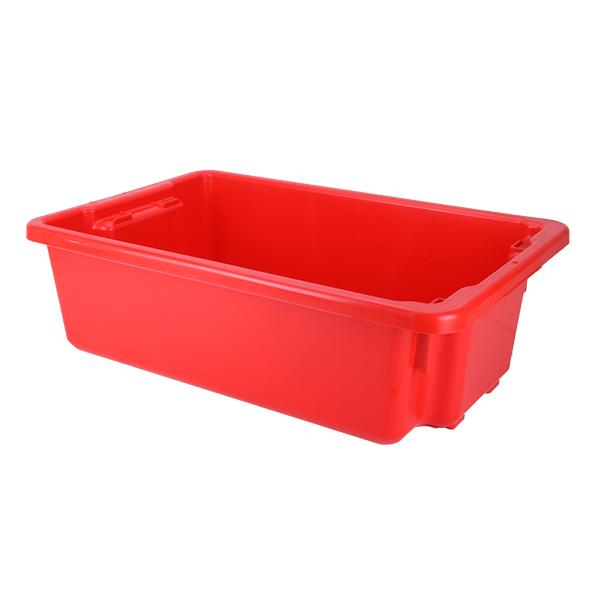 Stack and Nest Crate 32 Litres Red AP7