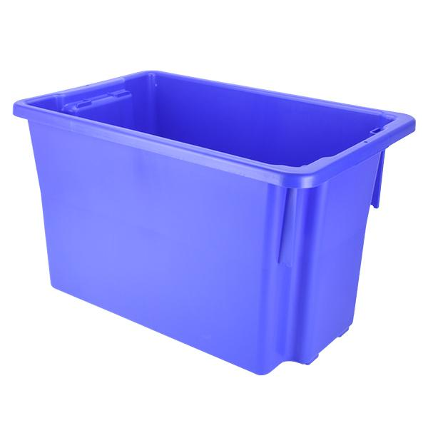 Stack and Nest Crate 68 Litre AP15 Blue