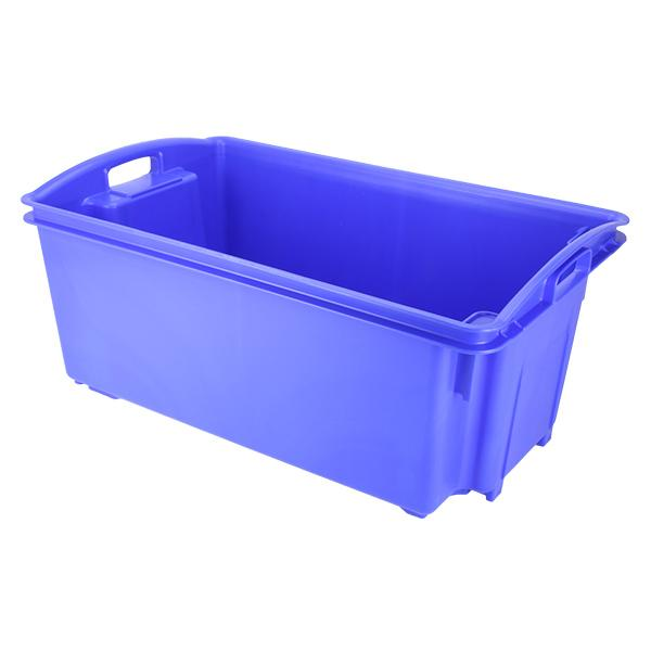 Fish Crate 55 Litre AP12 Blue