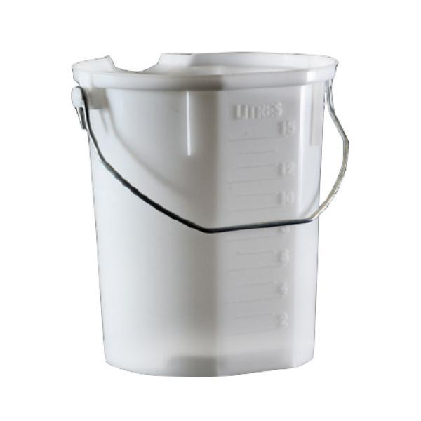 25 Litre Bucket with Pourer Graduated