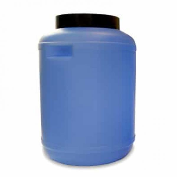 Water Drum 25 Litre Wide Mouth, with Bung and O Ring