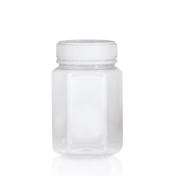 500gm-PET-Hex-jar-Clear-e1542212950185