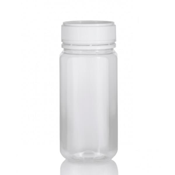 Jar PET Round 500gm / 400ml Clear Tall 60mm neck