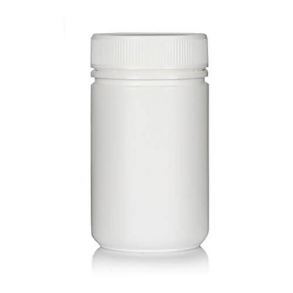 Powder Pot 400ml White T/E 63mm neck