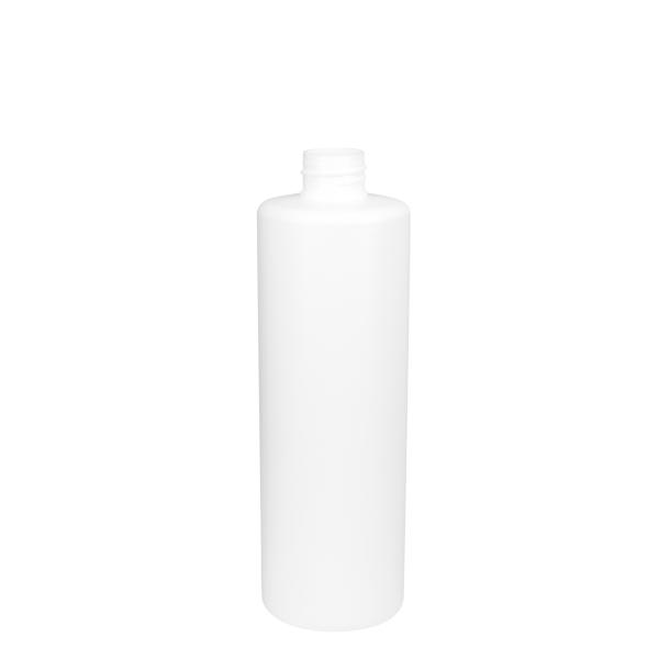 18251500100 500ml 28410 HDPE Bottle White