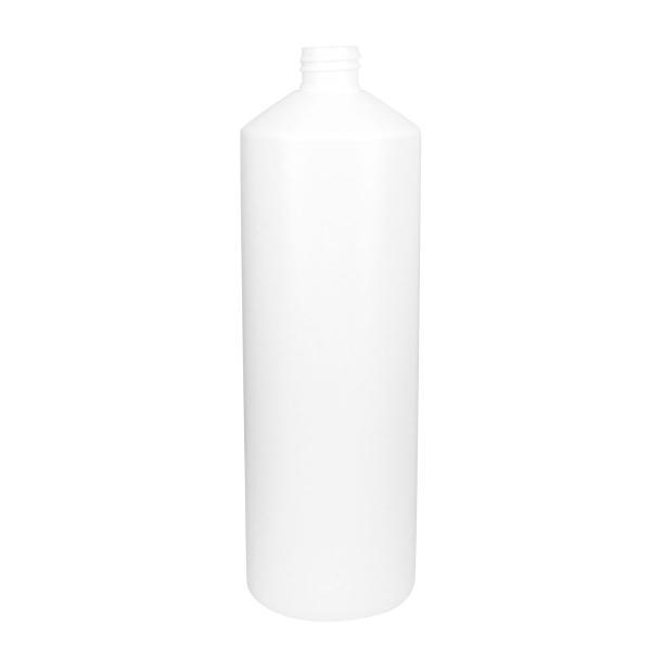 18251600100 1ltr 28410 HDPE Bottle White